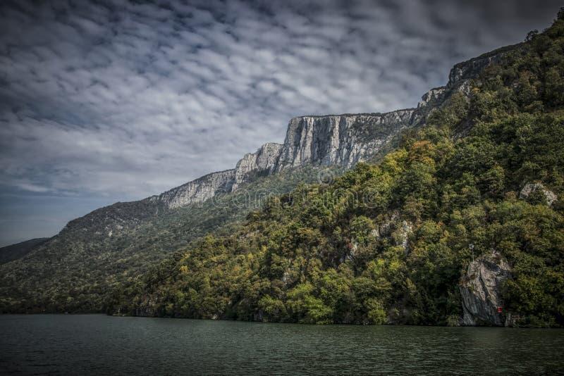 Мечтательные горы стоковое изображение