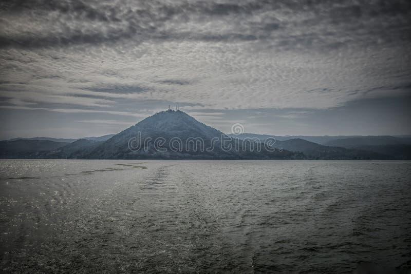 Мечтательный Дунай стоковые изображения rf