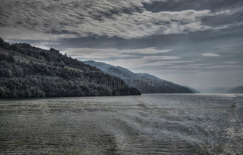 Мечтательный Дунай стоковое изображение