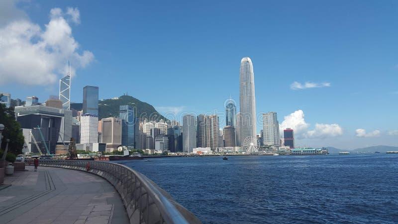 Мечта Гонконга стоковая фотография rf