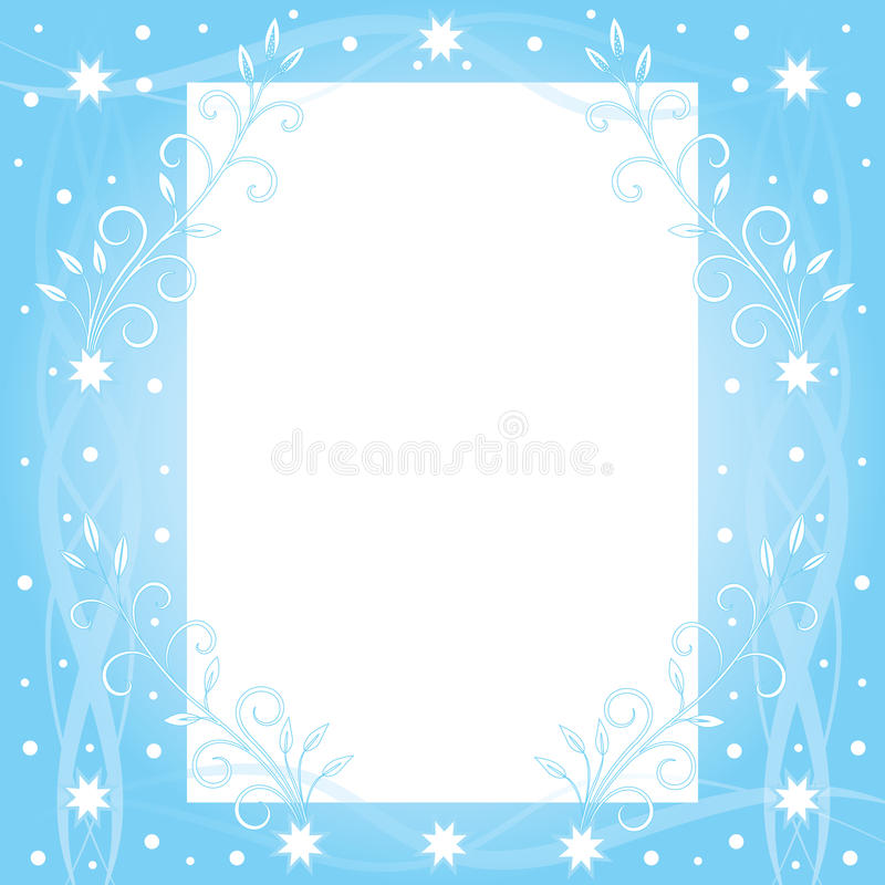 Мечты зимы бесплатная иллюстрация