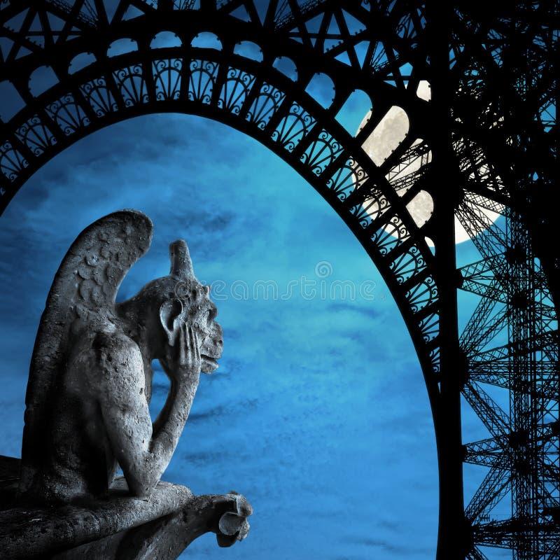 Мечты химеры стоковое изображение