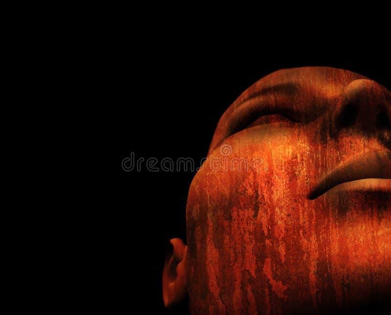 мечт горячее ужасное иллюстрация штока