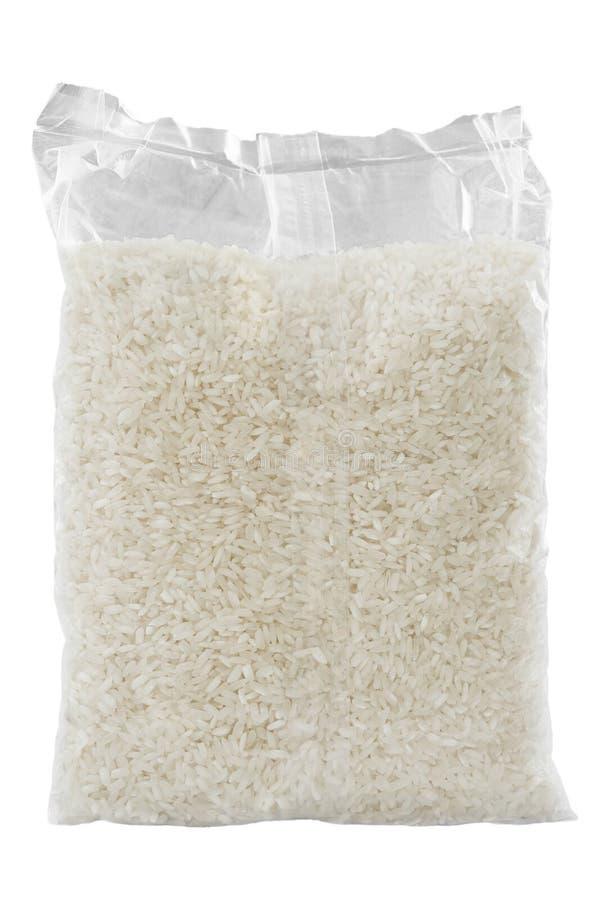 Мешок риса стоковые фотографии rf