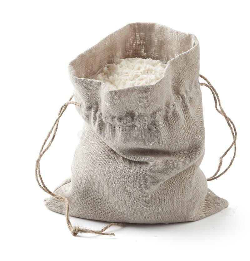 Мешок с мукой стоковое фото rf