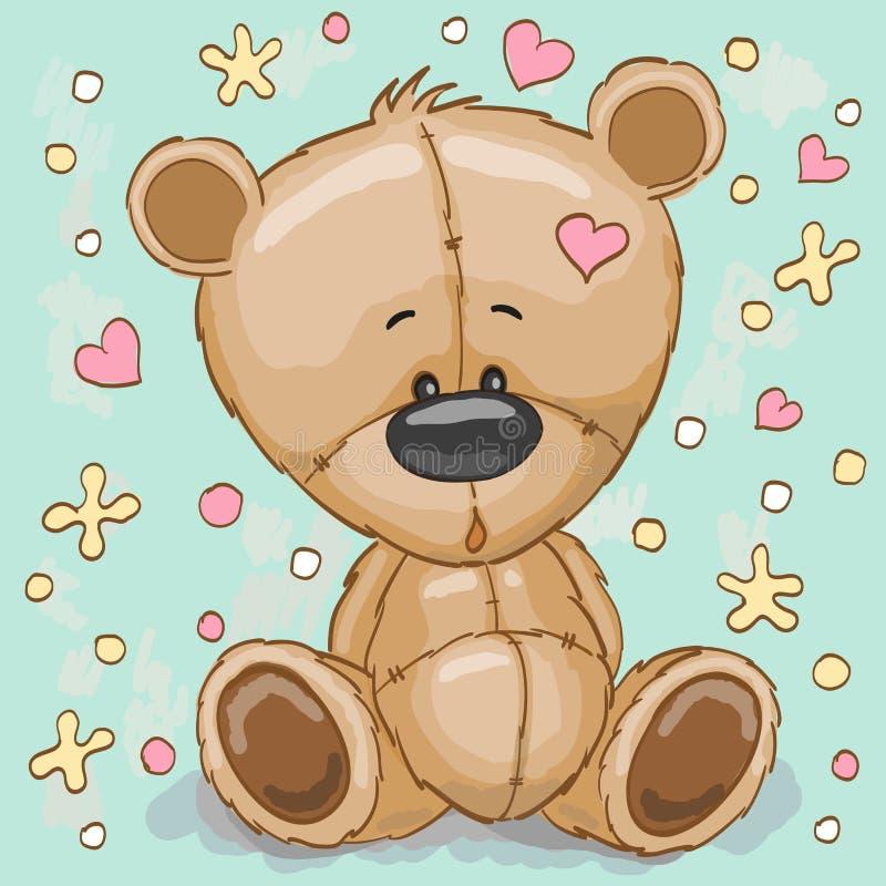 Медведь иллюстрация вектора