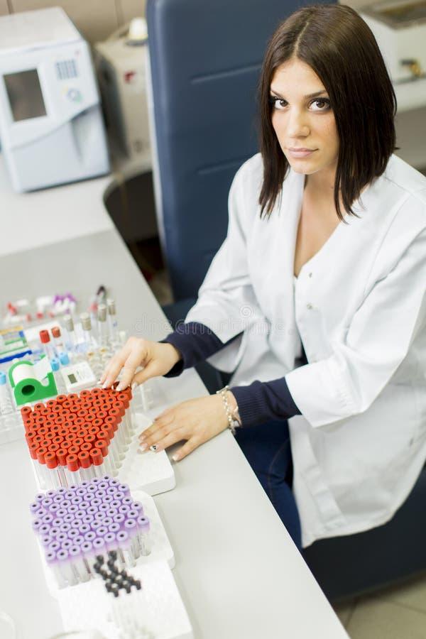 Медицинская лаборатория стоковая фотография rf