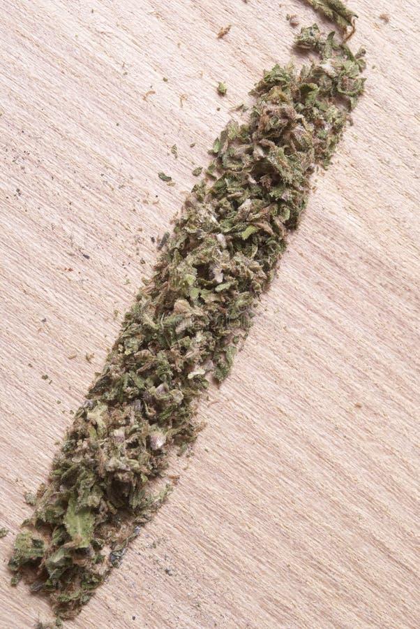 Медицинская марихуана стоковые фото