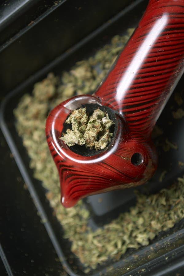 Медицинская марихуана стоковая фотография