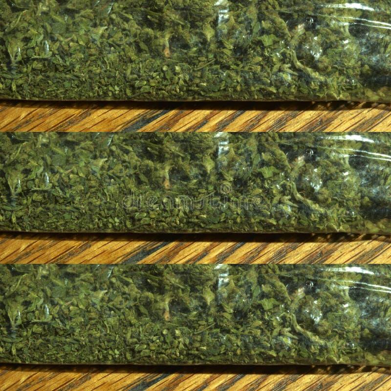 Медицинская марихуана стоковая фотография rf