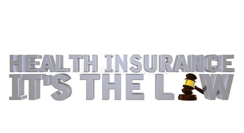 Медицинская страховка закон бесплатная иллюстрация
