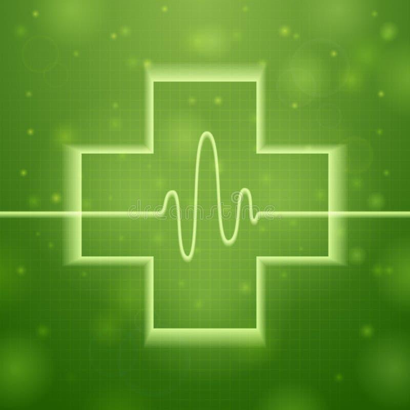 Медицинский крест бесплатная иллюстрация
