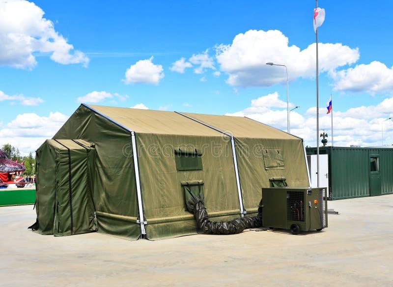 Медицинский шатер стоковое фото rf