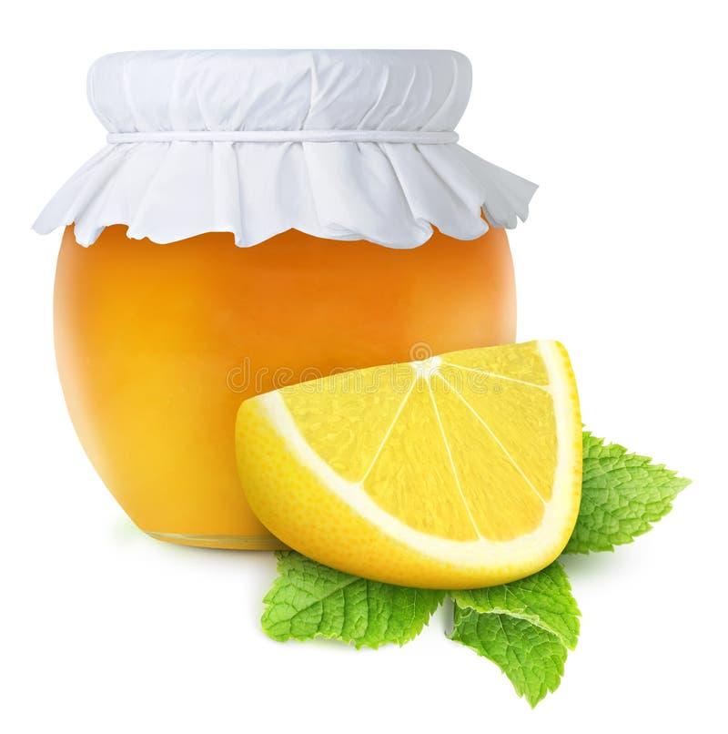 Мед и лимон стоковые изображения