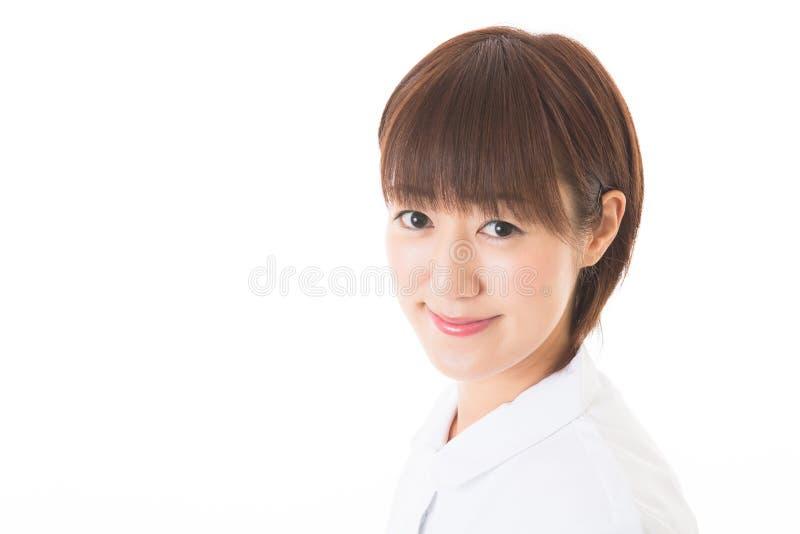 Медсестра детенышей стоковое изображение rf