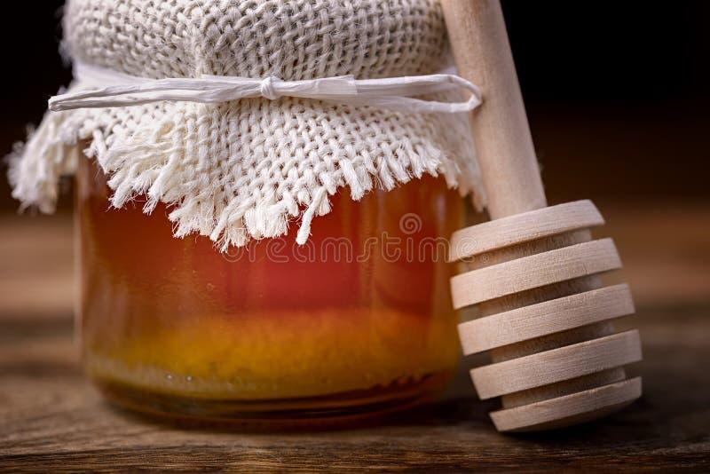Мед стоковая фотография rf