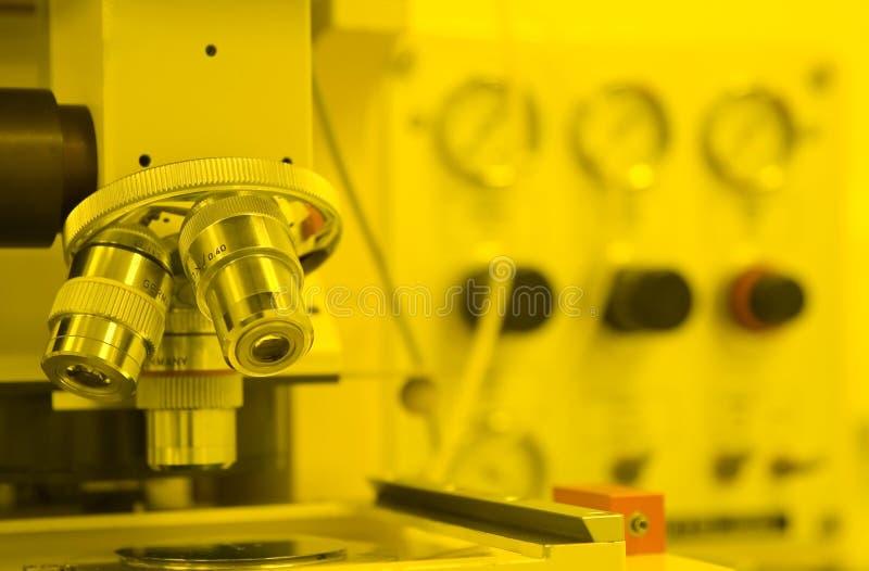 микроскоп стоковое фото rf