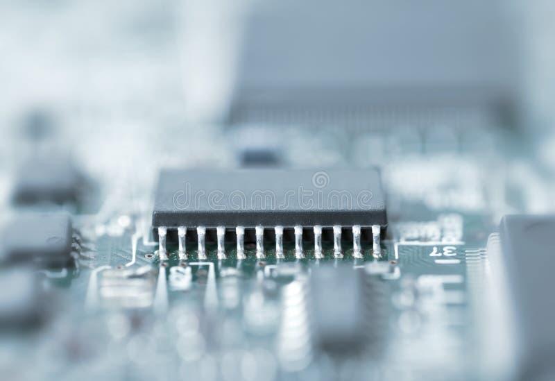 Микросхема стоковые изображения rf