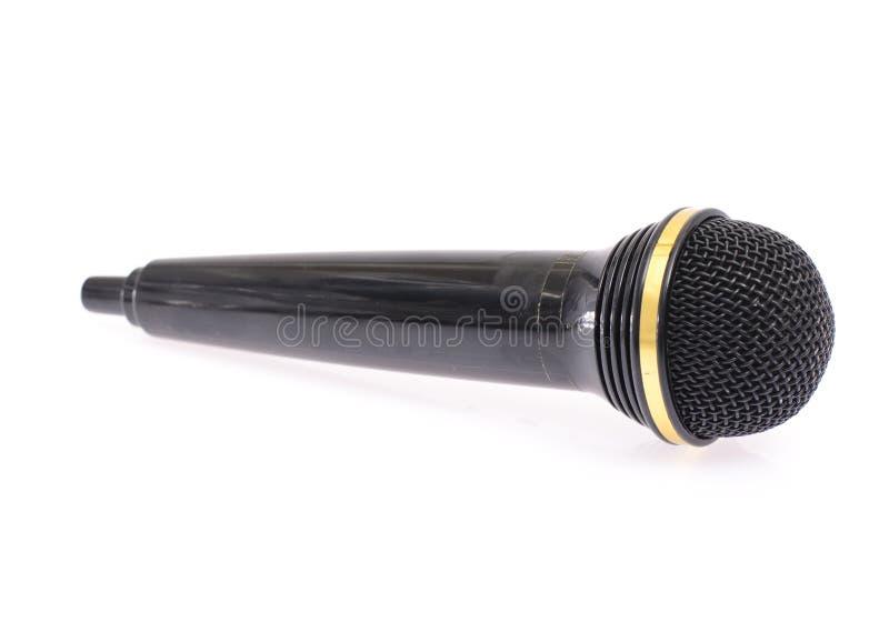 Download микрофон предпосылки необходимый громкий для того чтобы оборудовать белизну Стоковое Фото - изображение насчитывающей нот, средний: 40578844