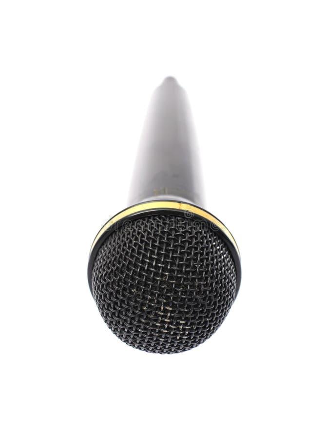 Download микрофон предпосылки необходимый громкий для того чтобы оборудовать белизну Стоковое Изображение - изображение насчитывающей старо, передавая: 40578845