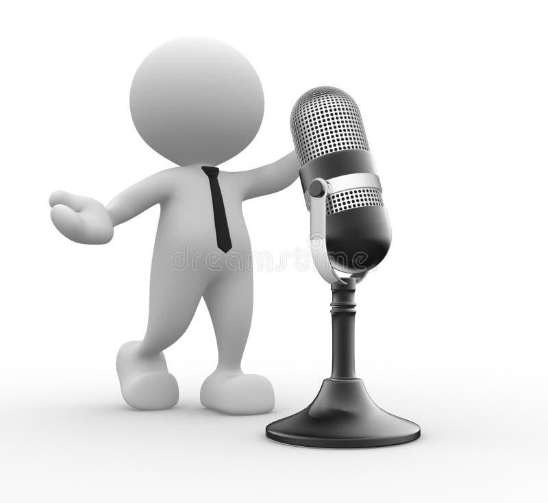 микрофон в смешных картинках видео