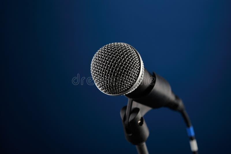 Микрофон стоковое фото rf