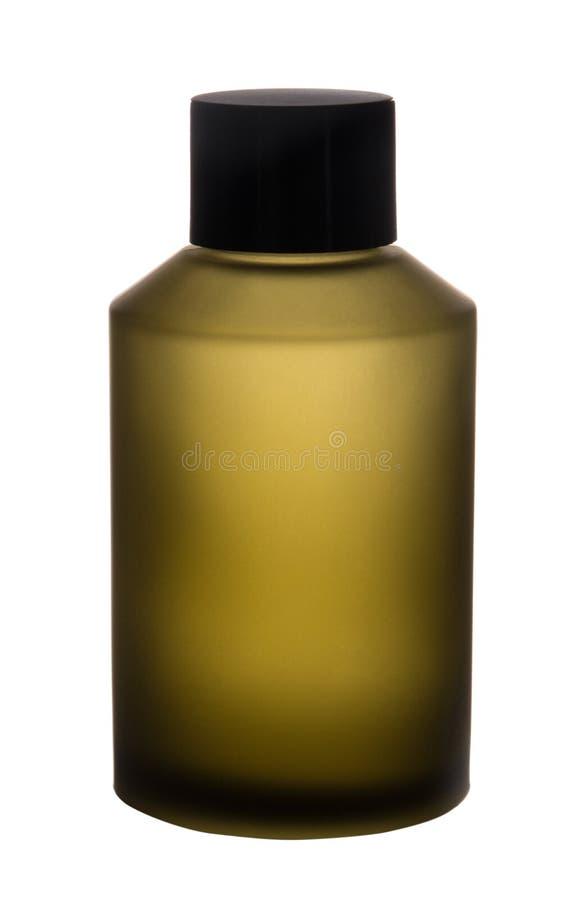 Микстура/косметическая бутылка стоковые изображения rf