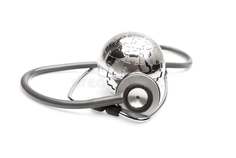 микстура медицинского соревнования принципиальной схемы гловальная стоковое изображение