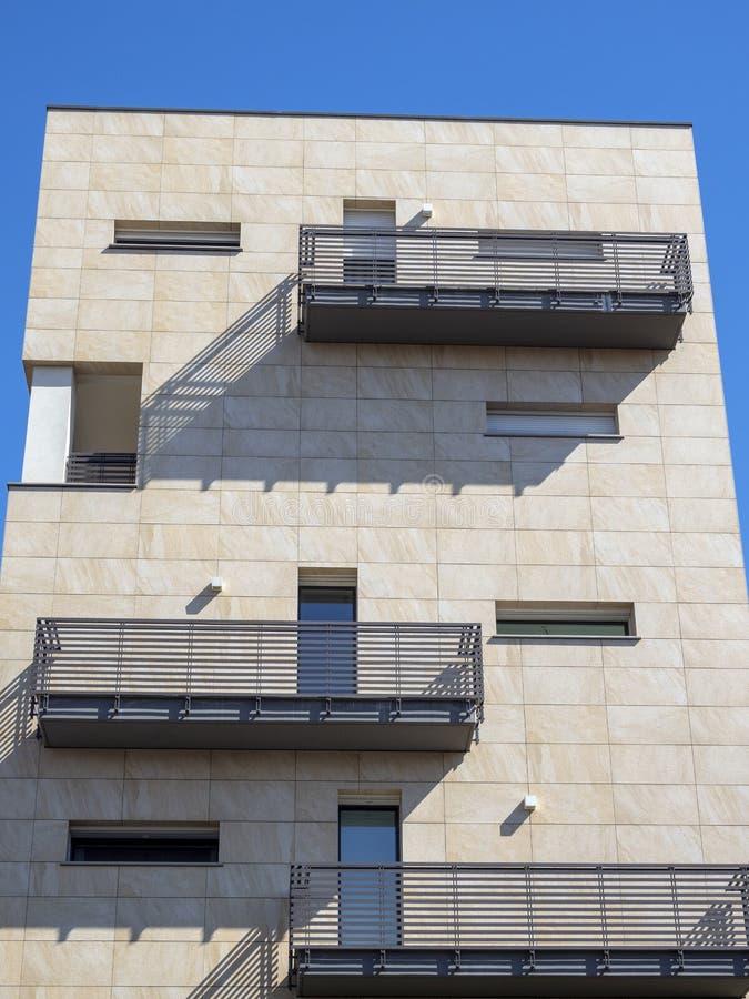 милан здания самомоднейший стоковые фотографии rf