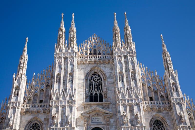 милан Италии duomo стоковое фото rf
