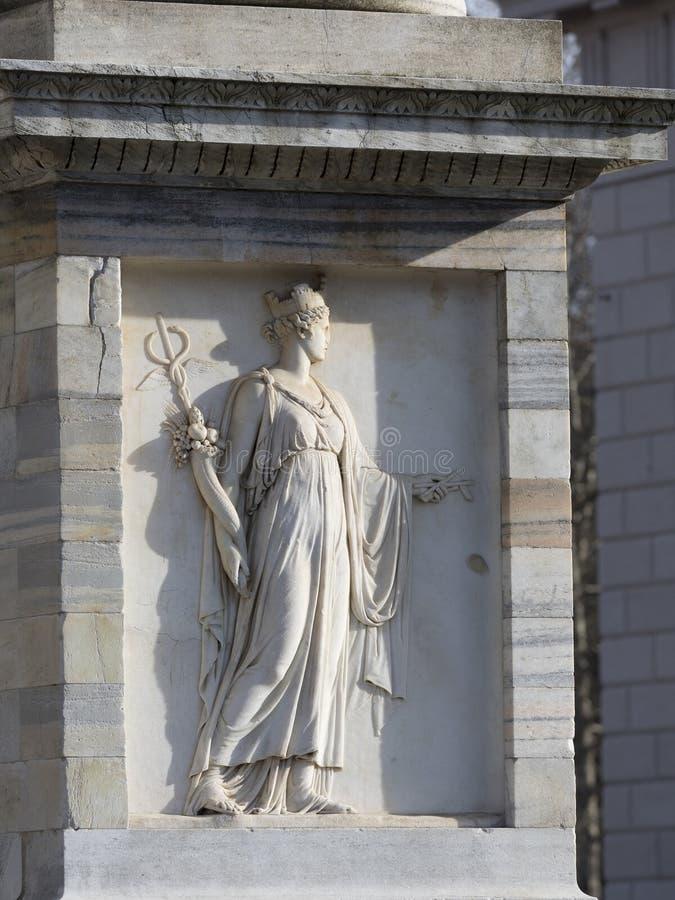 Милан: Побежка della Arco стоковые фото