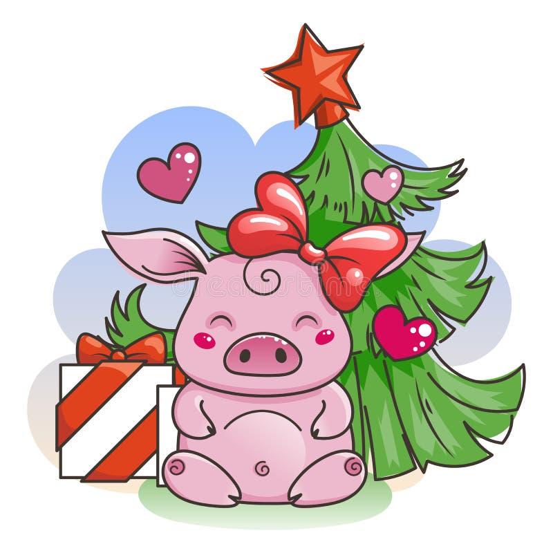 должны выставлять год свиньи рисунок на новый год загородных