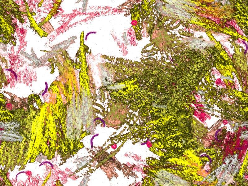 Милая текстура Crayon стоковые фото