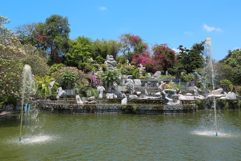 Миллион лет каменного парка в Паттайя, Таиланде стоковые изображения rf