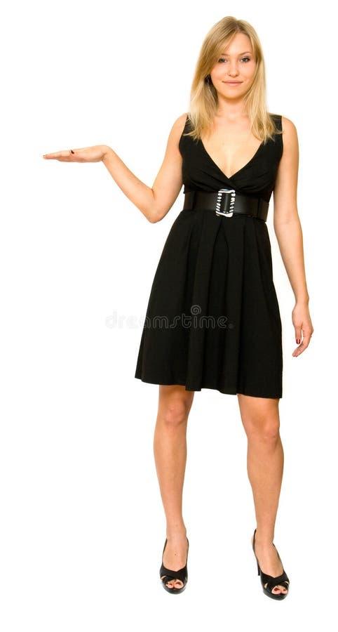 Download милое удерживание руки показывая женщин размера молодых Стоковое Изображение - изображение насчитывающей владение, измерение: 6863257