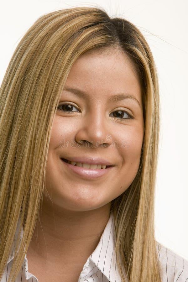 Download милые детеныши вещи усмешки Стоковое Фото - изображение насчитывающей девушка, испанец: 493428