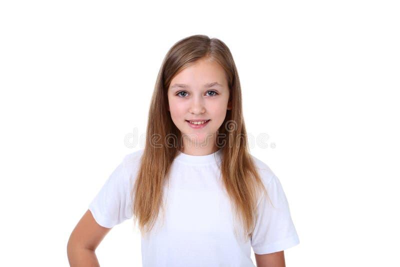 милые детеныши девушки стоковое фото