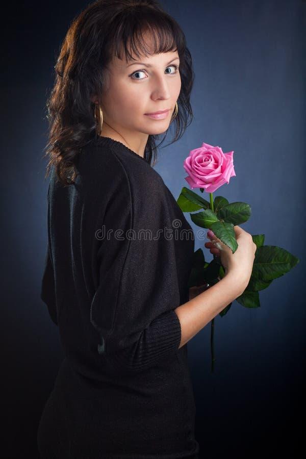 милые розовые детеныши женщины стоковые фото