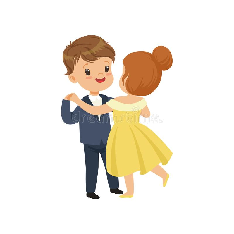 Картинка детей танцующих вальс