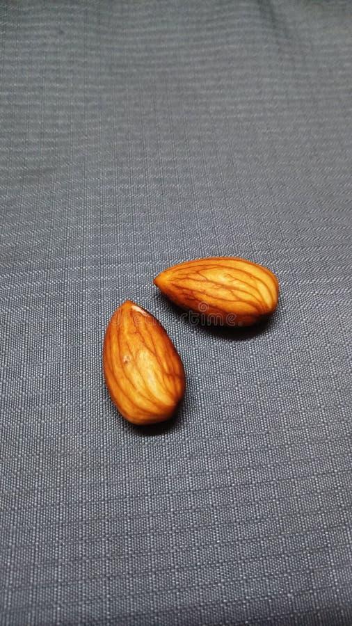 Миндалина самое сильное питание со свежестью стоковое изображение rf