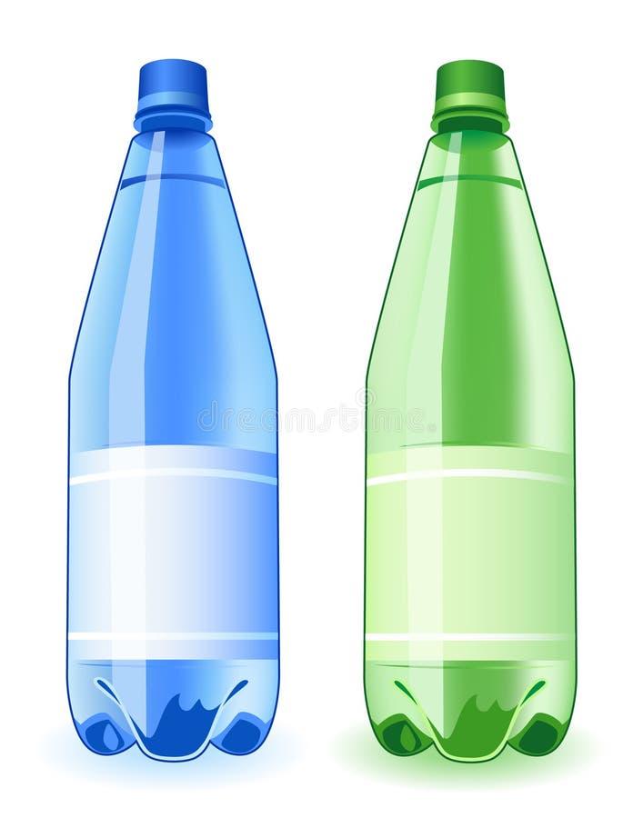 минеральная вода иллюстрация штока