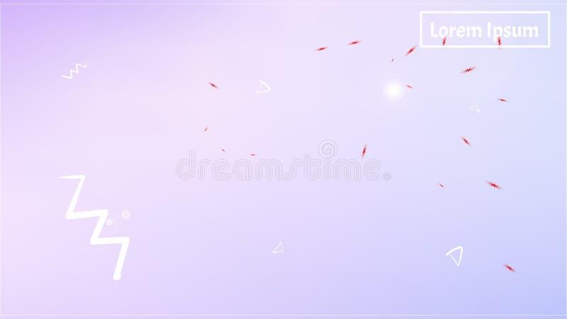 Минимальная абстрактная текстура изображения предпосылки космоса иллюстрация вектора