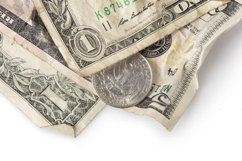 Минимальная заработная плата стоковая фотография