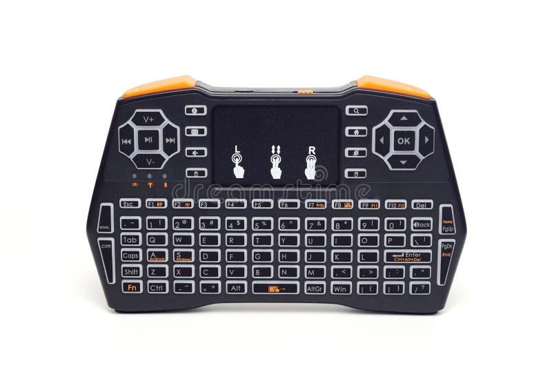 Мини беспроводная клавиатура стоковое фото rf