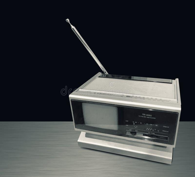 Мини ТВ стоковое изображение rf