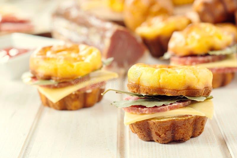 Download Мини sendwich стоковое изображение. изображение насчитывающей serbian - 41655891