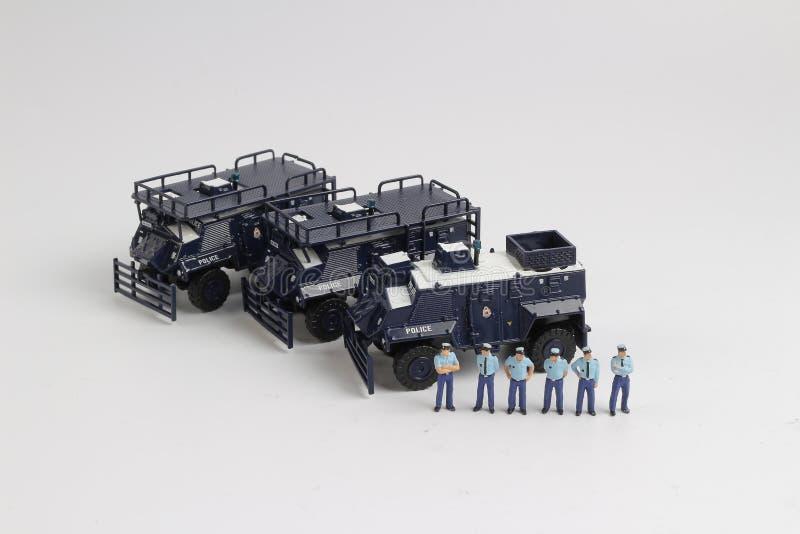 Минута полиции концепции безопасности людей стоковые изображения rf