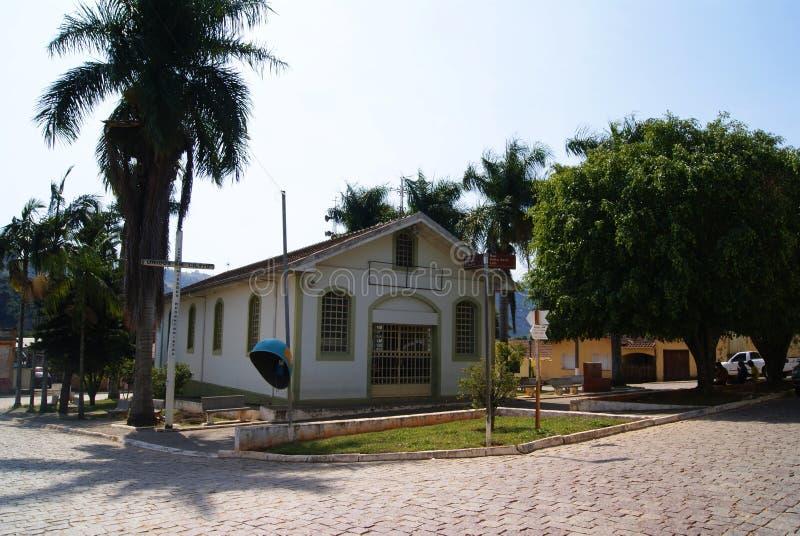 Мины Gerais Бразилия Jacutinga стоковые фотографии rf