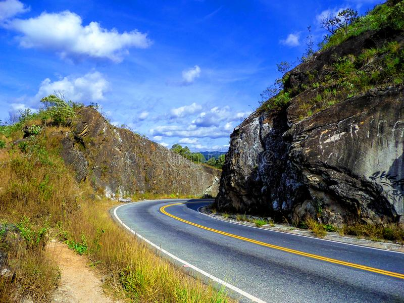 Мины Gerais недвижимости стоковое фото rf