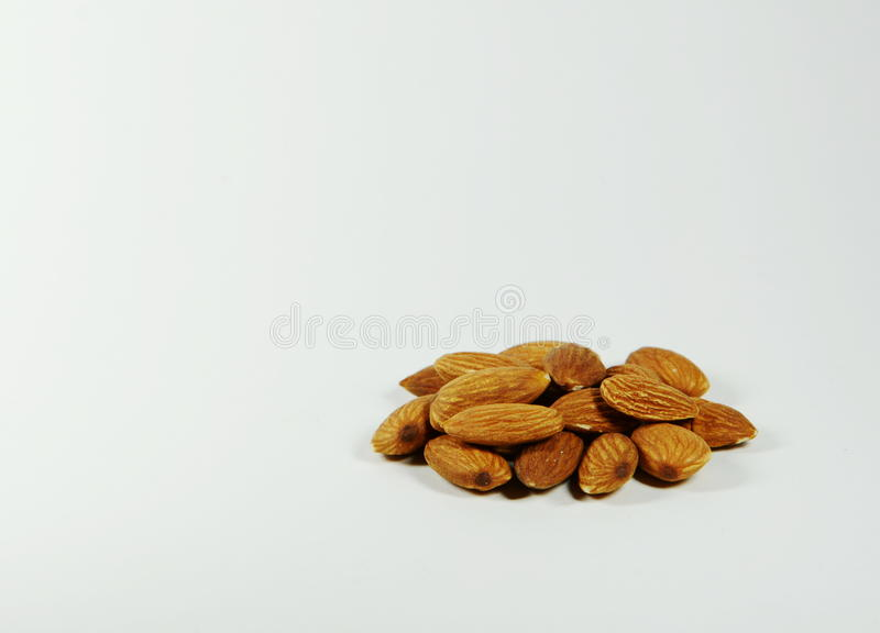 миндалины nuts стоковое фото rf